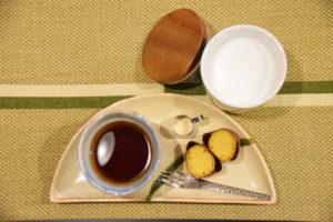 cafe千両茶屋ドリンクセット